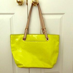 Michael Kors Neon Bag